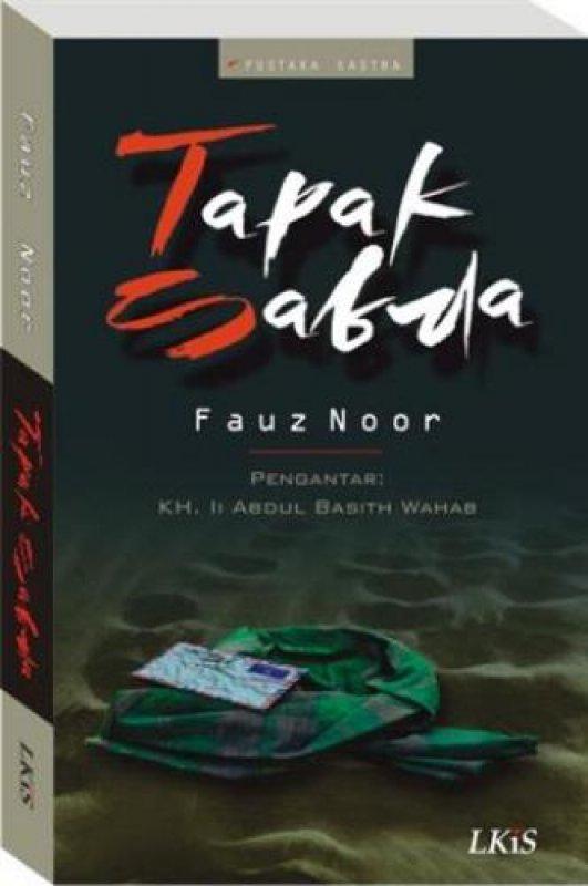 Cover Buku Tapak Sabda