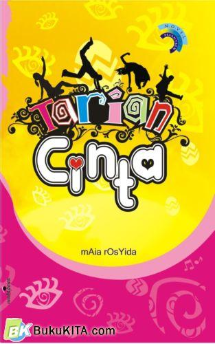 Cover Buku Tarian Cinta