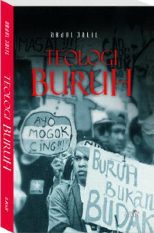 Cover Buku Teologi Buruh