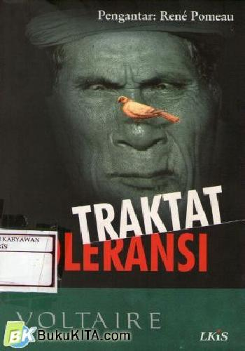 Cover Buku Traktat Toleransi