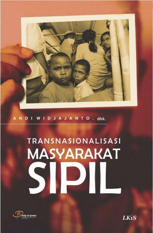 Cover Buku Transnasionalisasi Masyarakat Sipil