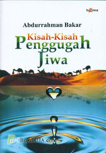 Cover Buku Kisah-Kisah Penggugah Jiwa