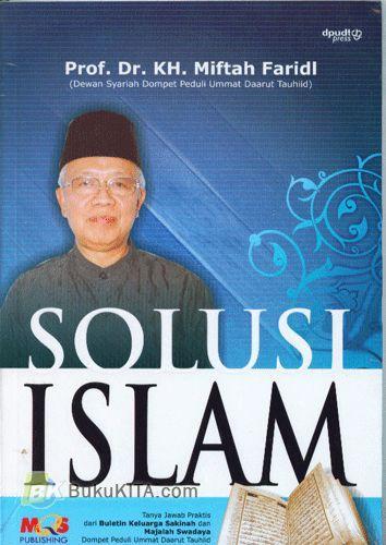 Cover Buku Solusi Islam