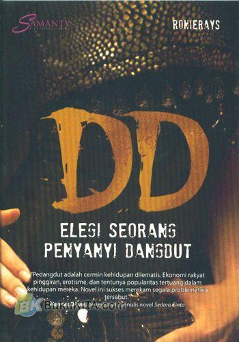 Cover Buku DD Elegi Seorang Penyanyi Dangdut