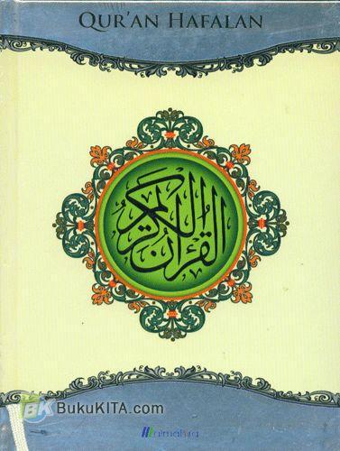 Cover Buku Quran Hafalan Besar cream