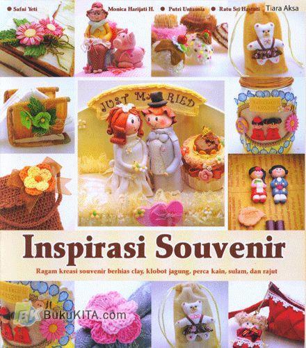 Cover Buku Inspirasi Souvenir