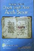 Katalog Naskah Dayah Tanoh Abee Aceh Besar
