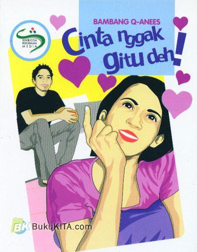Cover Buku Cinta Nggak Gitu deh!