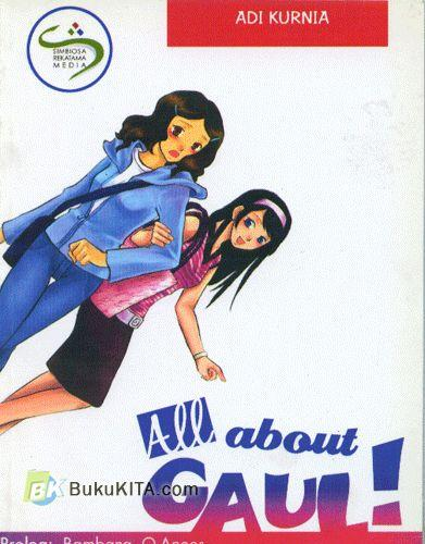 Cover Buku All About Gaul!