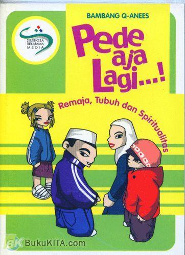 Cover Buku Pede Aja Lagi...!