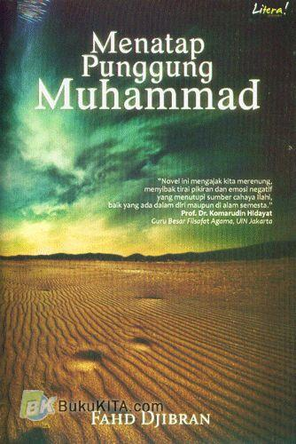 Cover Buku Menatap Punggung Muhammad