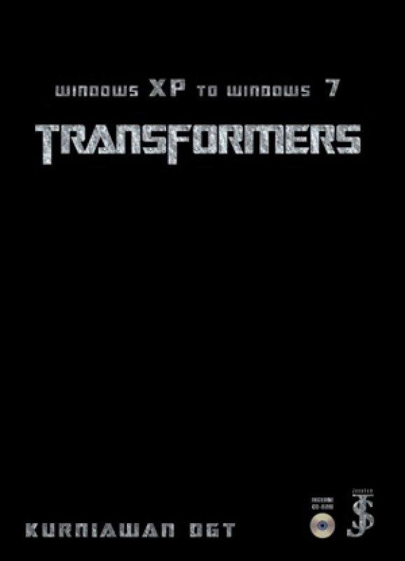 Cover Buku Xp to 7 : Transformers