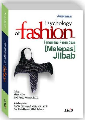 Cover Buku Psychologi of Fashion
