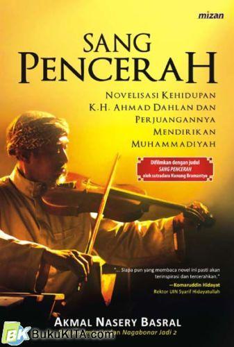 Cover Buku Sang Pencerah