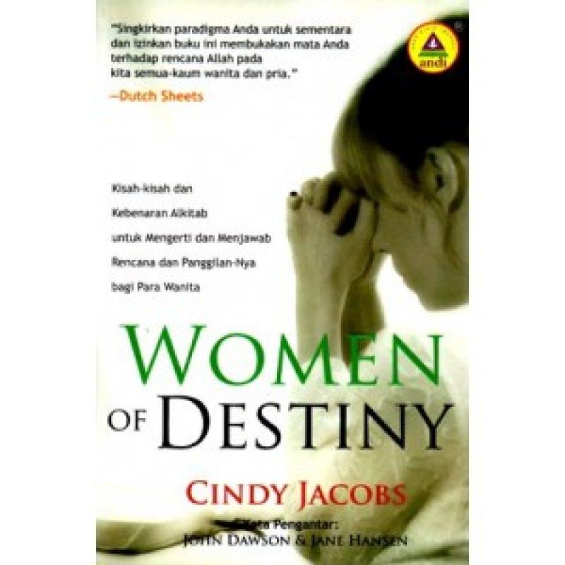 Cover Buku Women Of Destiny: Kisah - Kisah & Kebenaran Alkitab Untuk Mengerti & Menjawab