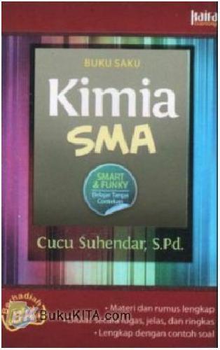Cover Buku BUKU SAKU KIMIA SMA