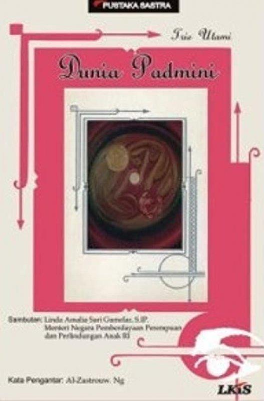 Cover Buku Dunia Padmini