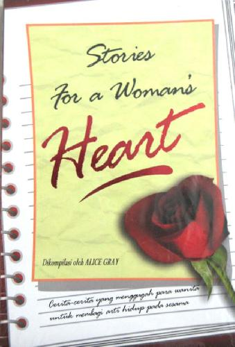 Cover Buku Stories For a Woman