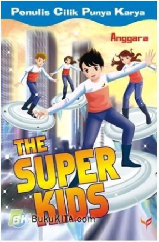 Cover Buku Pcpk : The Super Kids