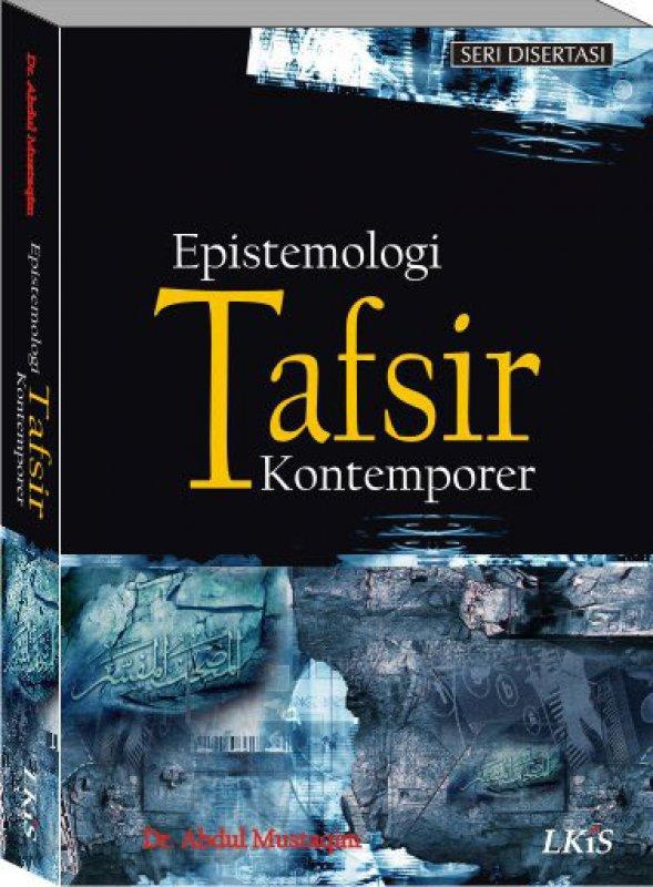 Cover Buku Epistemologi Tafsir Kontemporer (EK)