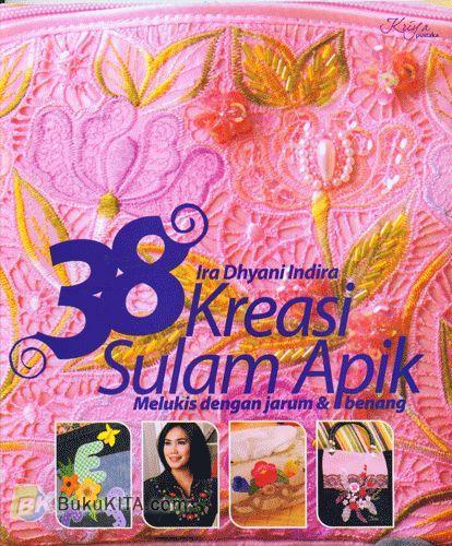 Cover Buku 38 Kreasi Sulam Apik