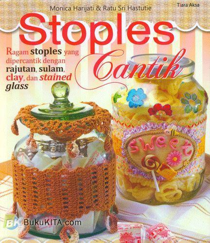 Cover Buku Stoples Cantik