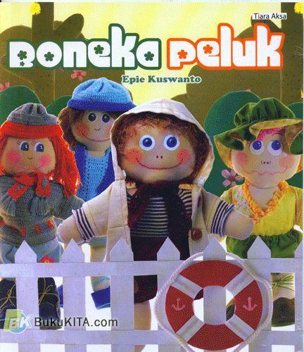 Cover Buku Boneka Peluk
