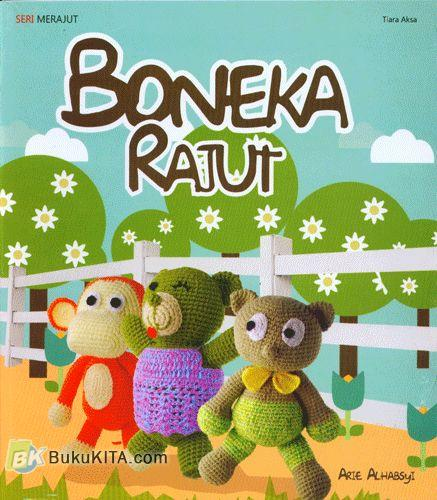 Cover Buku Boneka Rajut