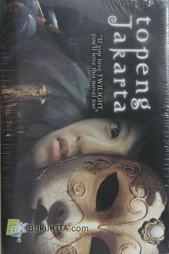 Cover Buku Topeng Jakarta