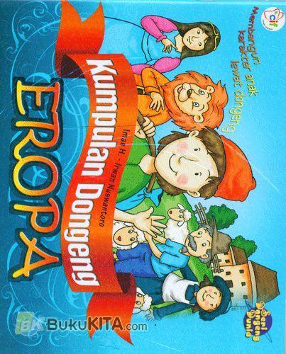 Cover Buku Kumpulan Dongeng Eropa