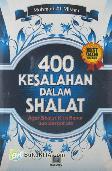 400 Kesalahan Dalam Shalat