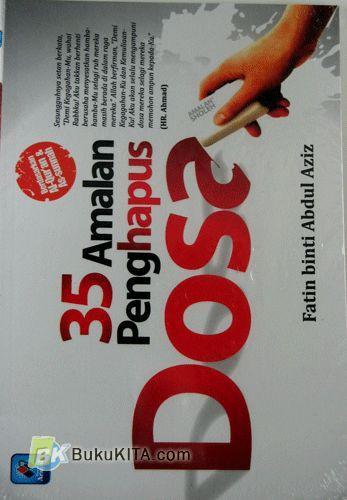Cover Buku 35 Amalan Penghapus Dosa
