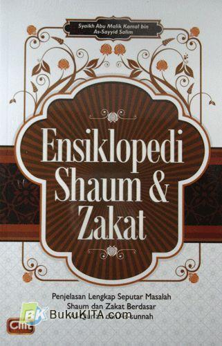 Cover Buku Ensiklopedi Shaum & Zakat