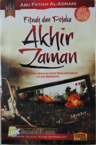 Cover Buku Fitnah dan Petaka Akhir Zaman