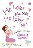 He Loves Me Not ... He Loves Me - Dia Benci ... Atau Cinta?