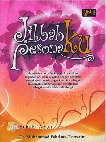 Cover Buku Jilbabku Pesonaku