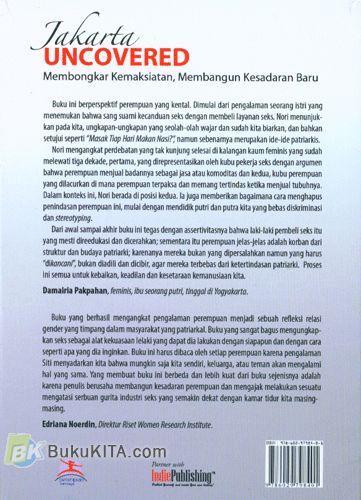 Cover Belakang Buku Jakarta Uncovered (Membongkar Kemaksiatan, Membangun Kesadaran Baru)