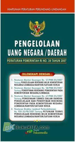 Cover Buku Pengelolaan Uang Negara/Daerah