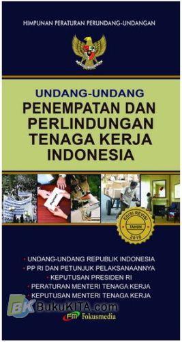 Cover Buku Penempatan dan Perlindungan Tenaga Kerja Indonesia (Edisi 2010)
