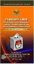 Pemilihan Umum Anggota DPR, DPD, dan DPRD