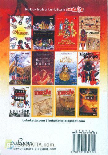 Cover Belakang Buku Pawon antologi sastra edisi #31 tahun III/2010