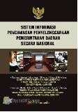 Sistem Informasi Pengawasan Penyelenggaraan Pemerintahan Daerah Secara Nasional