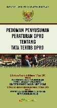 Pedoman Penyusunan Peraturan DPRD Tentang Tata Tertib DPRD