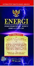 Energi undang -undang Republik Indonesia No.30 Thn 2007