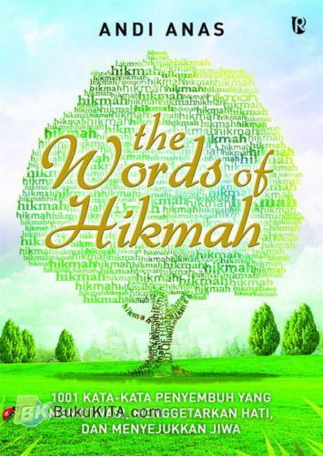 Cover Buku The Words Of Hikmah