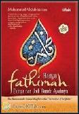 Cover Buku Hanya Fathimah : Bunga Nan Jadi Bunda Ayahnya