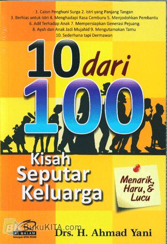 Cover Buku 10 dari 100 Kisah Seputar Keluarga