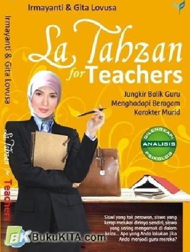 Cover Buku La Tahzan For Teacher