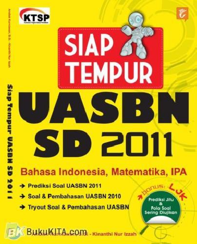 Buku Siap Tempur Uasbn Sd 2011 | Toko Buku Online - Bukukita