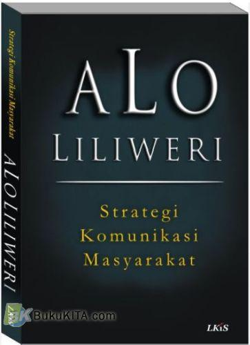 Cover Buku STRATEGI KOMUNIKASI MASYARAKAT (EK)